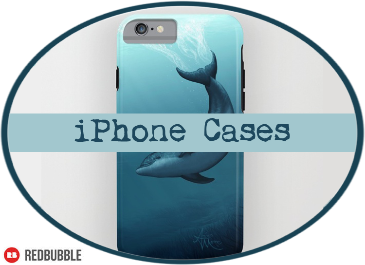 iPhone Cases by Amber Marine ©