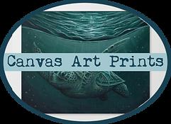 amber marine, painting, artist, wall art, marine life, ocean art, sea turtle, eclipse