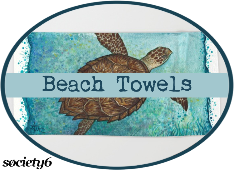 Beach Towels by Amber Marine ©