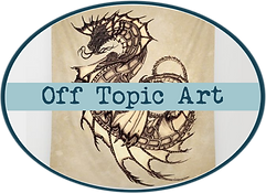 amber marine, atist, dragon, owl, dinosaur tsunami, the little owl,