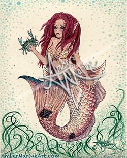 Ruby Redfish ~ 2019 ©