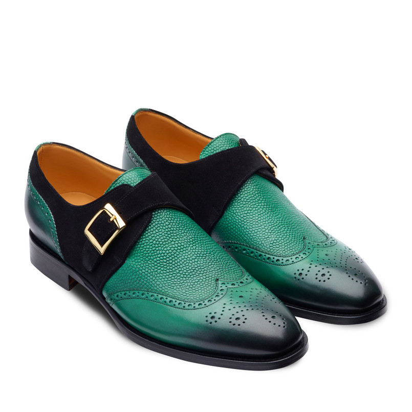 BROGUE MONK
