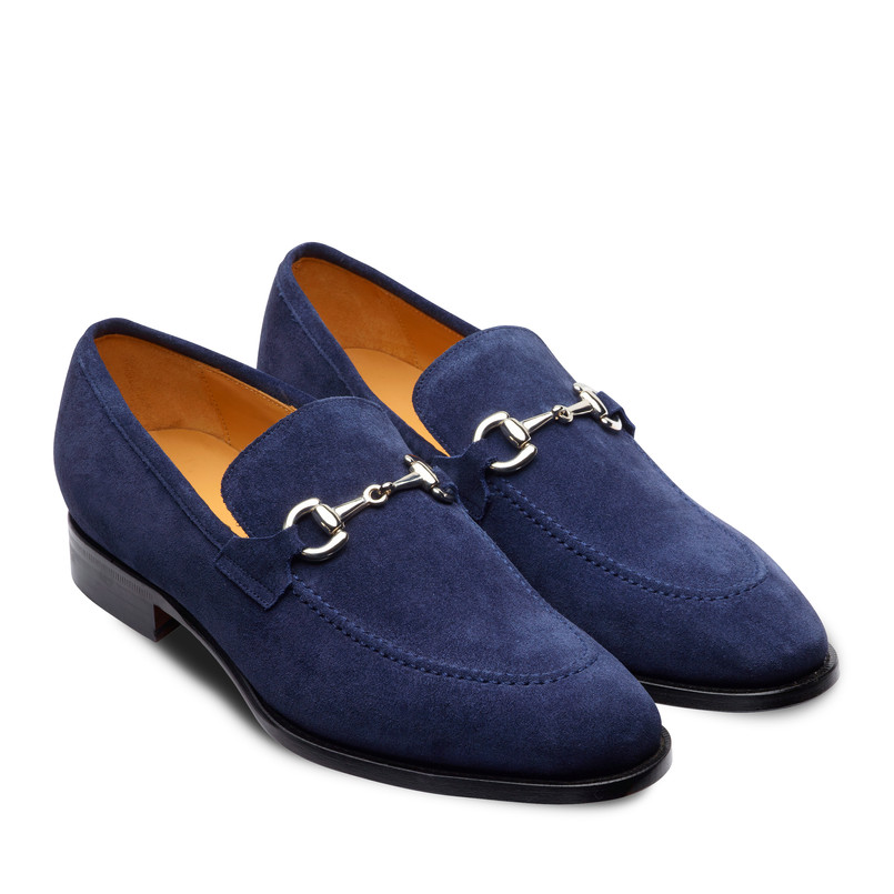 METAL RING LOAFER