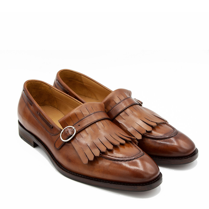 FRINGE LOAFER