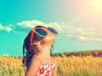 La protection solaire chez les enfants