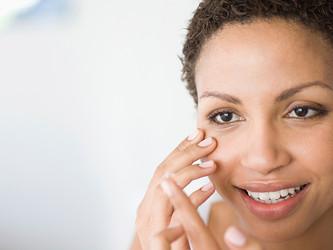 L'adaptation des lentilles de contact