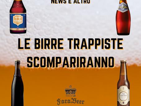 Le birre trappiste stanno SCOMPARENDO!