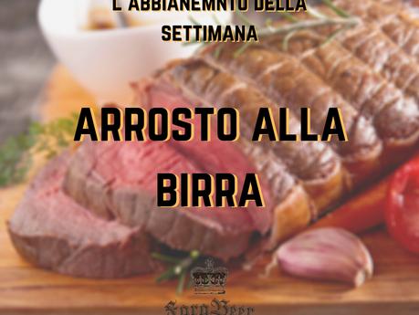ARROSTO ALLA BIRRA CHIARA