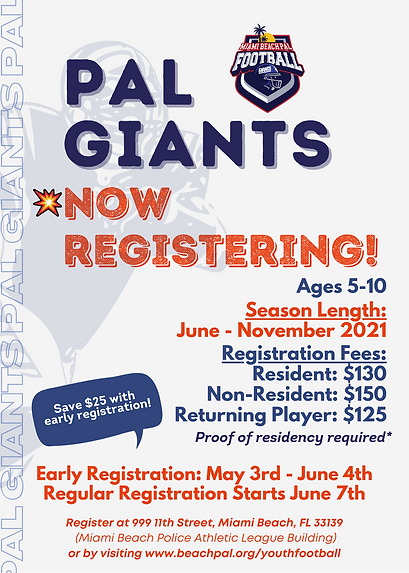 PAL Giants 2021 Fees and Dates.png