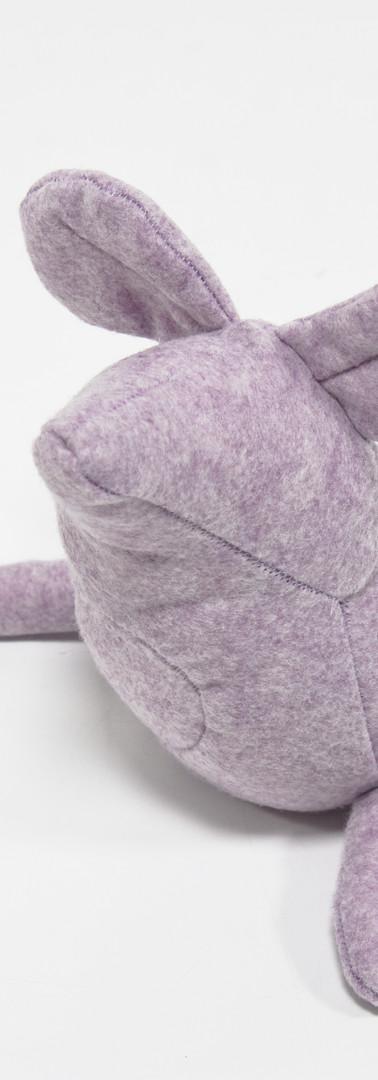 Mouse stuffed animal