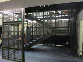 Proper Hotel Stair