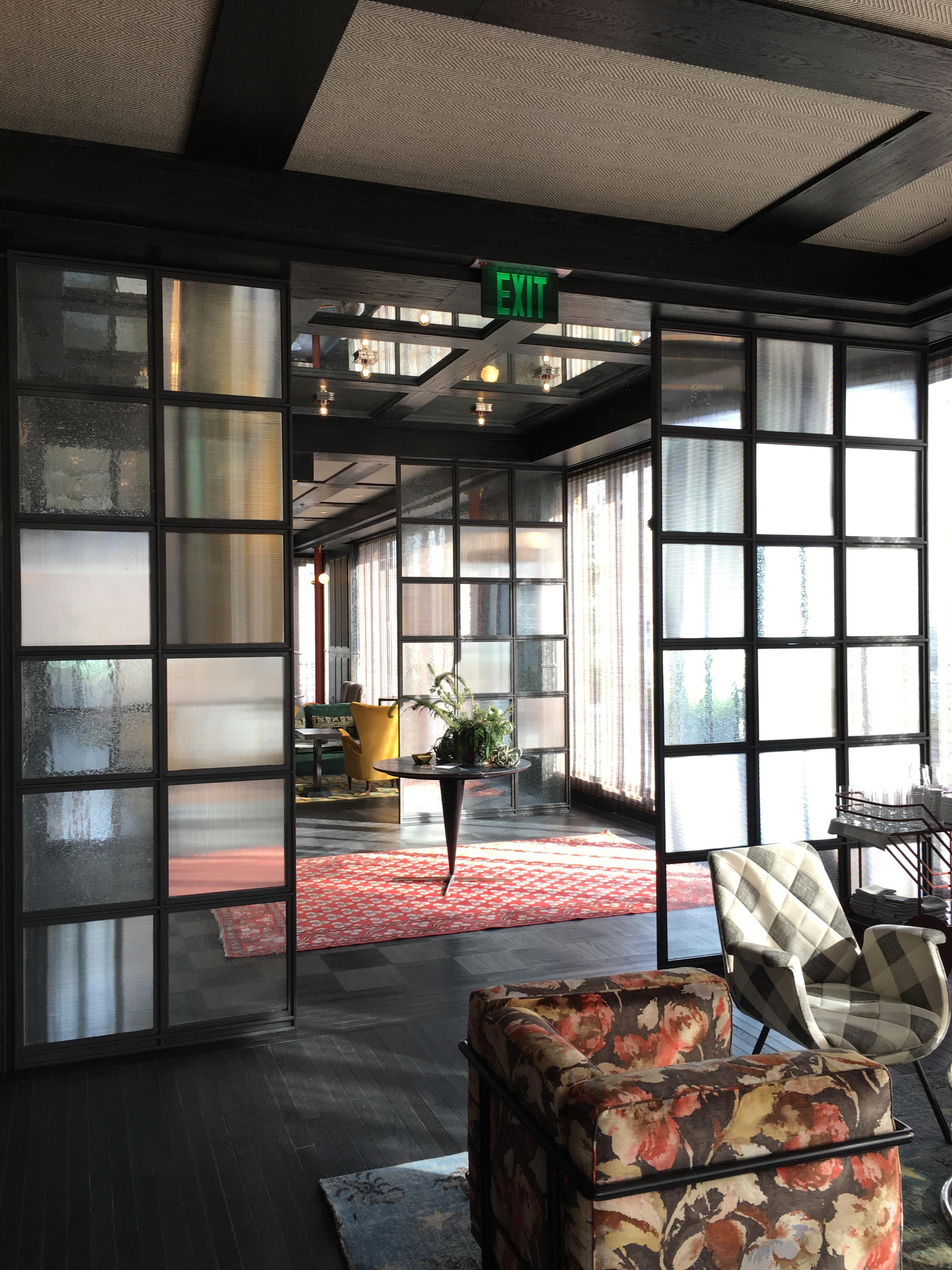 Proper Hotel SF Charmain's