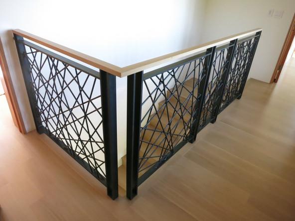 Berkeley Art rail