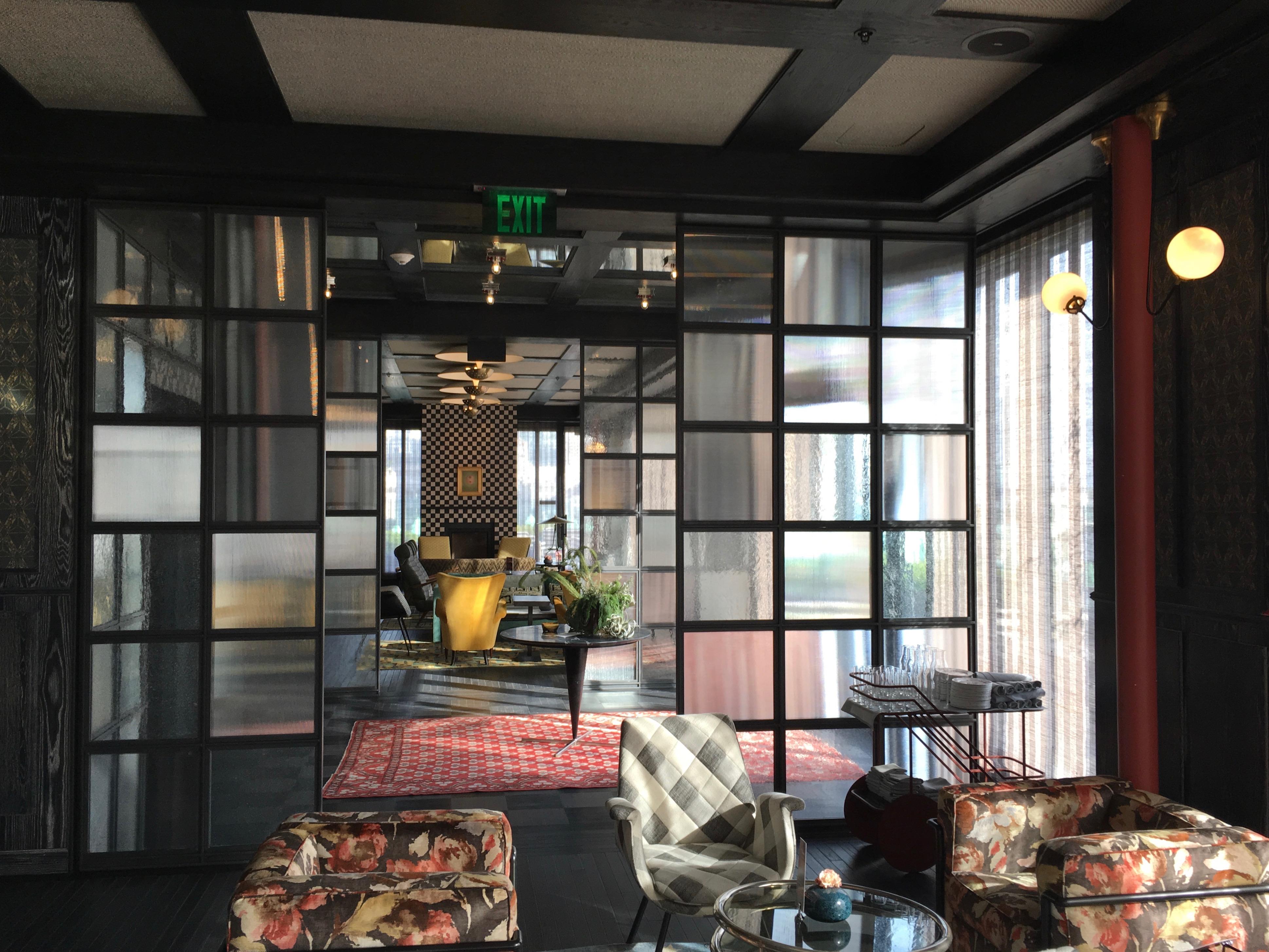 Proper hotel Charmain's Bar