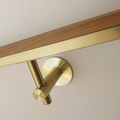 522R Brass