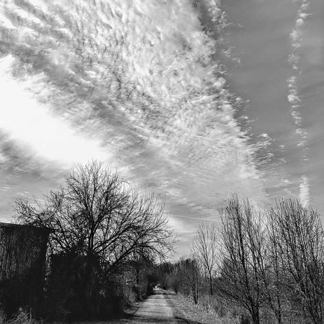 Winter Sky - Jefferson City, MO