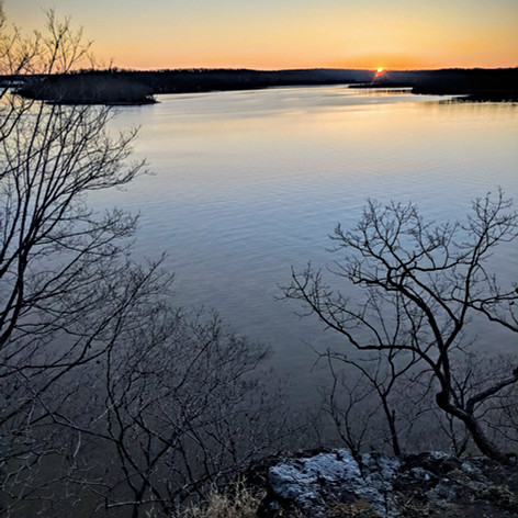 Overlook of the Lake
