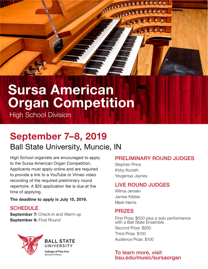 Organ Competition