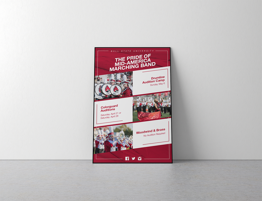 Promotional + Marketing Materials