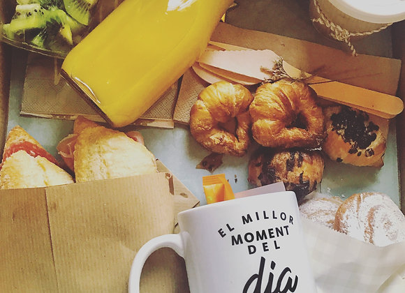 Esmorzar dolç