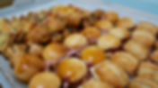 Safata salada el crostonet