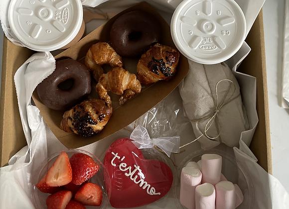 Esmorzar - T'estimo