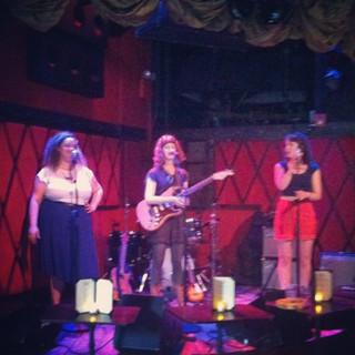 The Shirtwaist Sisters at Rockwood Music Hall