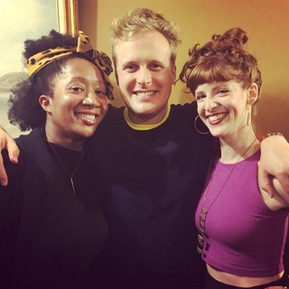 with John Early at The Bell House post-show