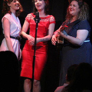 The Shirtwaist Sisters at Ars Nova