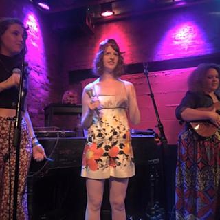 The Shirtwaist Sisters at Rockwood