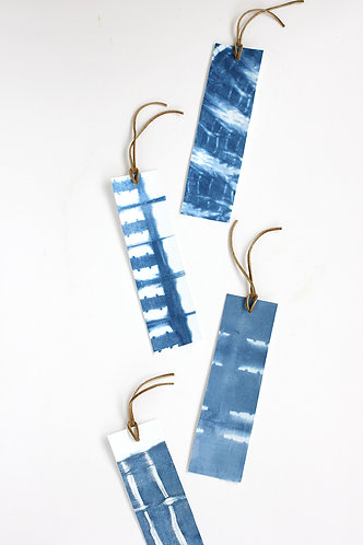 Shibori Bookmark Kit