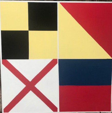 Love Signal Flag