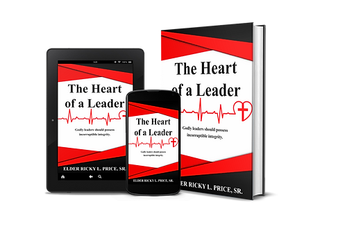 1 BOOKCOVER PRICE THE HEART OF A LEADER.