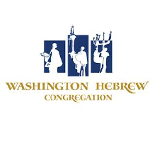 Author Event: Washington Hebrew Congregation (Washington DC)
