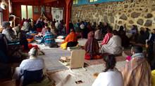 Retiro de Meditação e Silêncio em Karuna Dezembro 2016