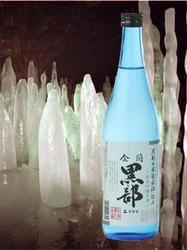 金蘭黒部 氷筍水仕込 純米吟醸原酒