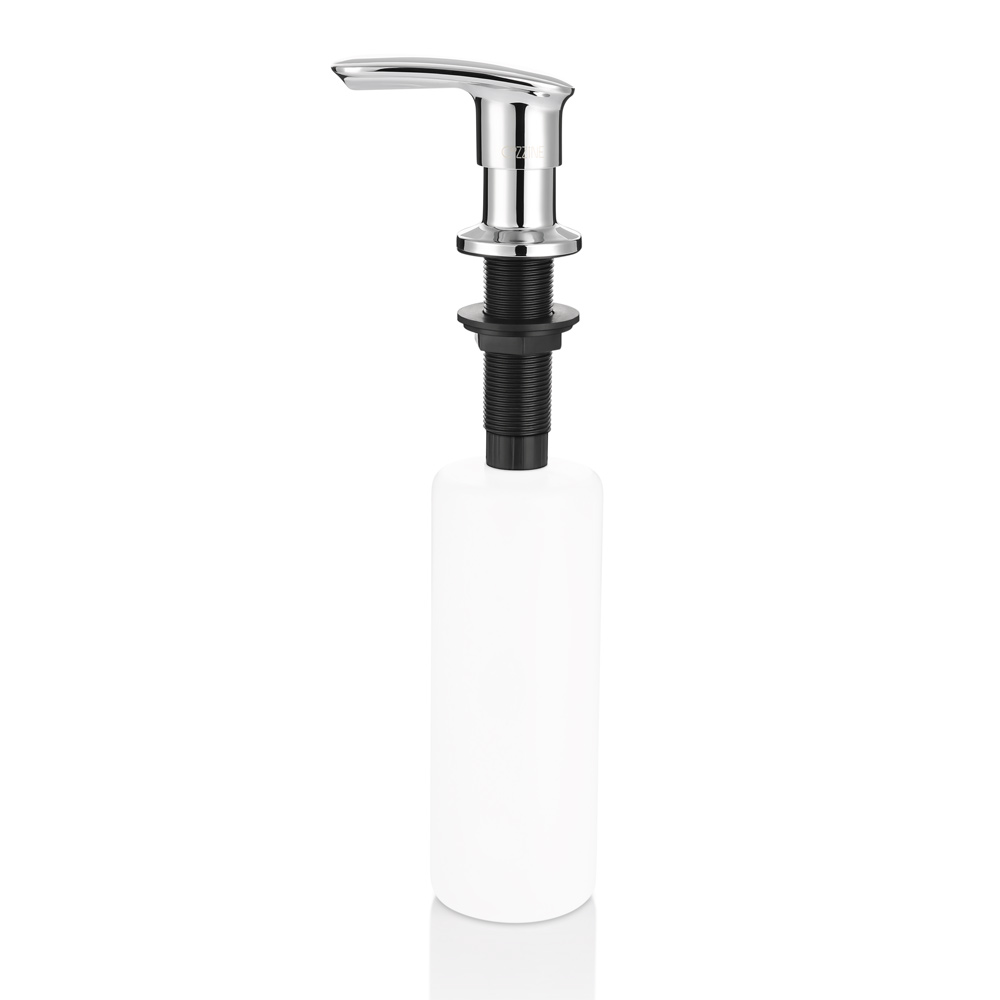 Zinc Alloy Sink Soap Dispenser