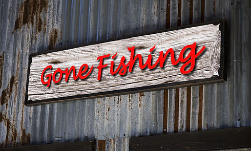 Old gone fishing sign..jpg
