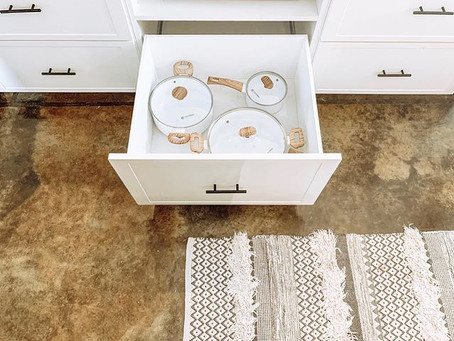 Why We Chose An All Drawer Kitchen