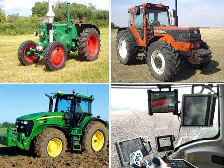 Comment l'évolution du matériel agricole influence-t-elle les pratiques des agriculteurs ?