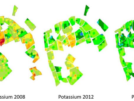 Pourquoi ne pas attendre 10 ans avant de refaire vos analyses de sols ?
