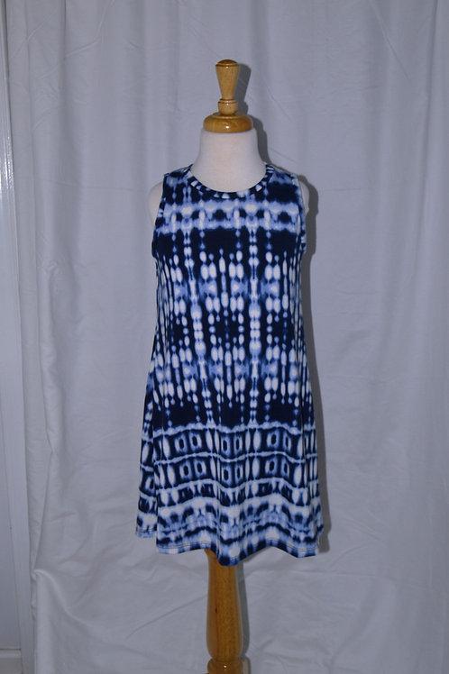 Zoey  Swing Trapeze Dress 40-00528