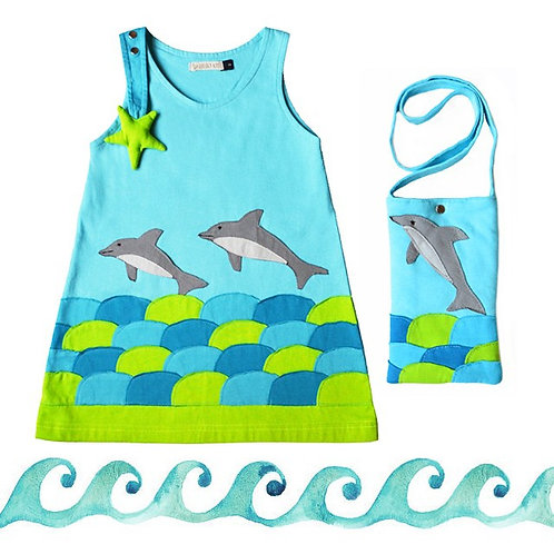 Dolphin Dress from Zoology 31-0315