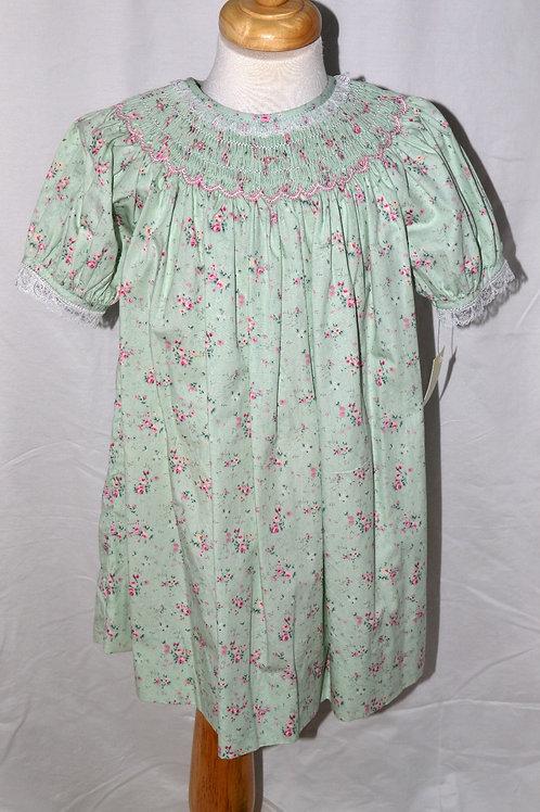 Petit Ami Soft Mint Vintage Dress 36-00547