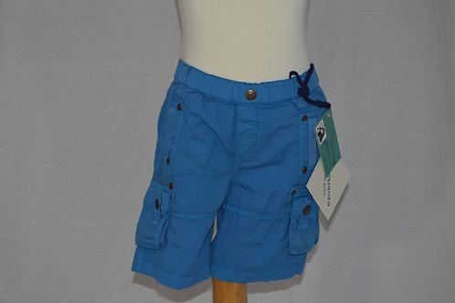 Traveler Cargo Shorts Lapis Blue 32-0306