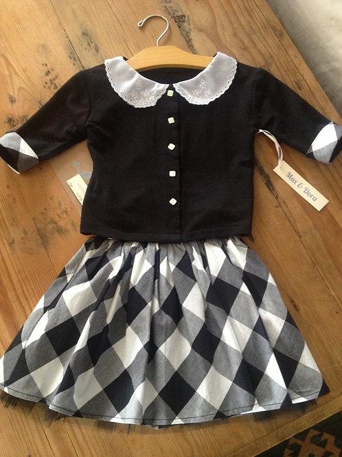 Regan Skirt with Madeleine Sweater