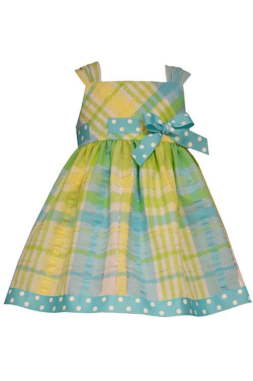 Seersucker Dress from Bonnie Jean