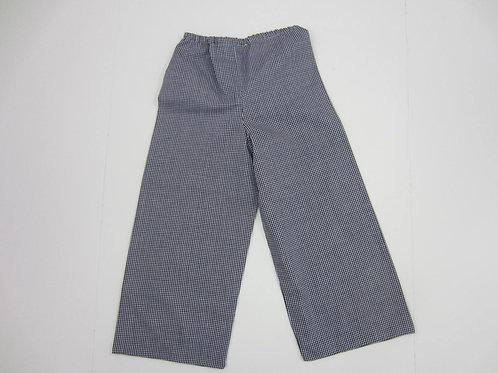 Blue Gingham Pant     17-00146
