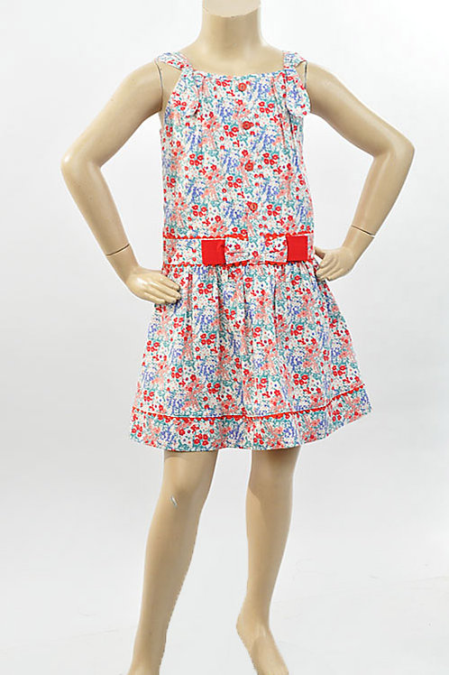 Multicolor Floral Sundress by Donita