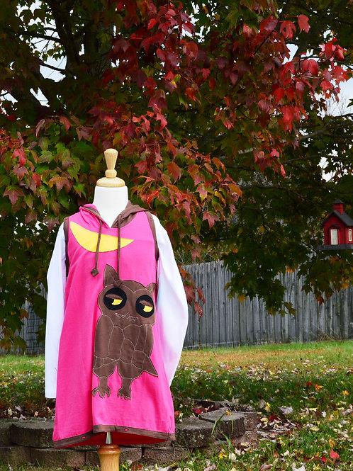 Sly Owl Dress  Zoology Kids 31-0324